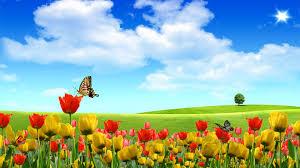 summer fantasy landscape for desktop wallpaper download