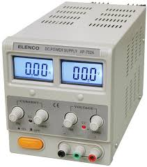 Variable Bench Power Supply With Lcd And Monitor Display Power Supplies Robotshop