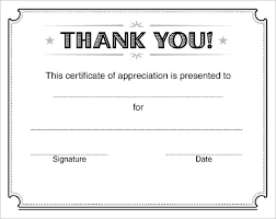 Free Certificate Of Excellence Template 9 Certificate Of Appreciation Templates Free Sles Exles