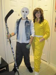 April Neil Halloween Costume Turtle 38 Introducing Casey Jones Updated
