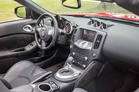 nissan 370z interior review 2018 nissan 370z roadster touring sport canadian auto review