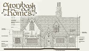 cottage homes floor plans storybook cottage home plans homes zone