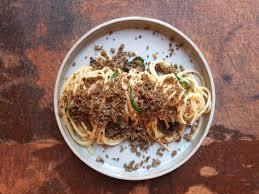 la vraie cuisine italienne la vraie recette des pâtes au que les français snobent