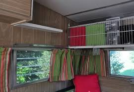 Van Window Curtains Rv Curtains Using The 7146 Short Snap Carrier And 3091 Snap Tape