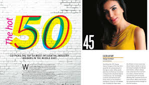 Interior Design Magazine Logo U A Interior Designer On The 50 List U A Architects U2013 Dubai