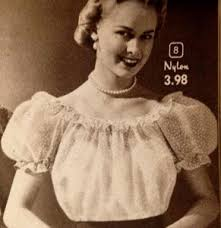 style blouse 1950s tops and blouse styles