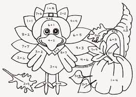 thanksgiving math coloring pages free 17 best thanksgiving