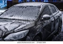 frozen car windscreen stock images royalty free images u0026 vectors