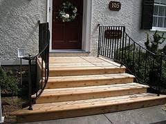 Wooden Front Stairs Design Ideas Wrap Around Deck Steps Wrap Around Deck Stair Deck Stair