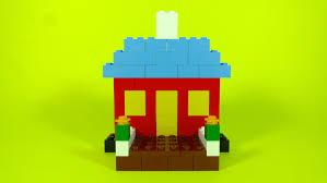 basic house how to build lego basic house 4630 lego build play box building