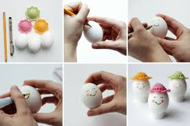 Easter Bonnet Decoration Ideas by 20 Out Of The Box Easter Egg Decorating Ideas