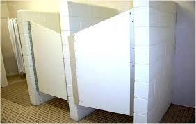 Anti Ligature Shower Curtain Prevention Shower Door