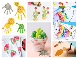 diy natural materials craft for kids easy and fun arts u0026 crafts