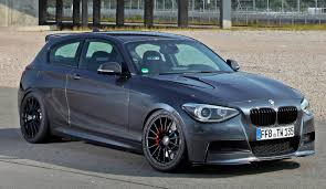 bmw modified a slightly modified bmw m135i developing 325 bhp cars
