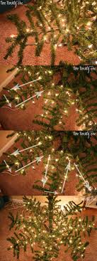 how to put lights on a christmas tree video how to put lights on a christmas tree