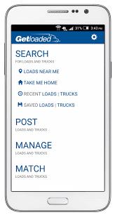 get a load of all load board app getloaded