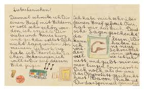 letter from lili cassel to her former nanny 1933