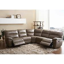 Sectional Sofa With Recliner Living Room Wonderful Sectional Sofas With Recliners And Cup