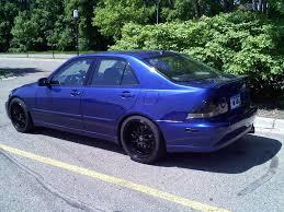 lexus is300 bbs wheels 18