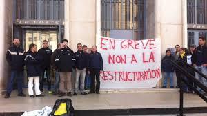 bureau poste lyon lyon la grève des postiers continue 3 auvergne rhône alpes