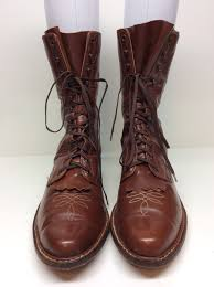 s boots in size 11 k mens white s work leather brown boots size 11 e in clothing