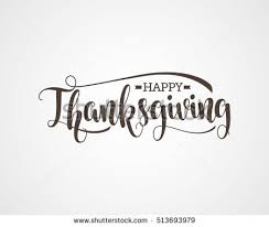 happy thanksgiving text stock images royalty free images