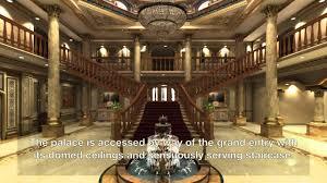 one u2013 of u2013 a u2013 kind private palace design by pdc interiors