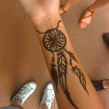 custom dream catcher henna tattoo yelp