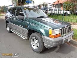 1996 jeep grand for sale 1996 jeep grand laredo 4x4 zg 4d wagon for sale in