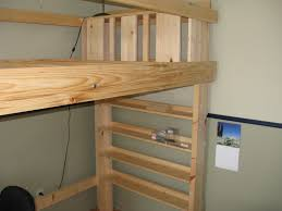 college bed loft twin xl 9 steps with pictures