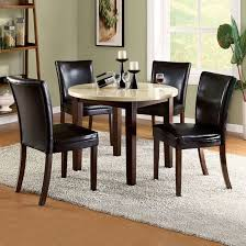 Black Round Kitchen Table Circle Kitchen Table U2013 Home Design And Decorating