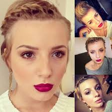 cute hairstyles for short hair quick quick hairstyles for short hair beautiful 3 hairstyles for really