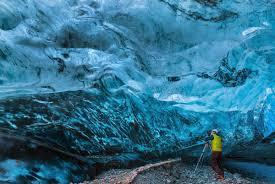 Magical Ice Cave Exploring In Breiðamerkurjökull Glacier Icelandmag