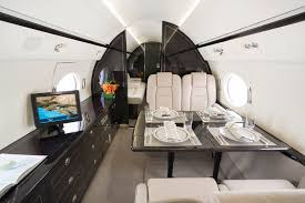 Gulfstream 5 Interior Gulfstream G550 Jet Charter Aircraft 3 Avjet Corporation