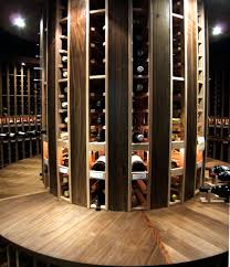 wine cellar mitchell thompson interiors