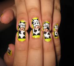 penguin nail designs 25 cute and adorable animal nails