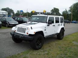 black jeep black rims jeep wrangler unlimited white with black rims image 296