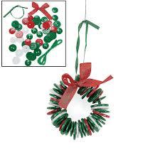 stick snowman ornament craft kit 1 dozent by fx