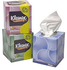 kleenex tissues 3 packs just 0 99 per pack
