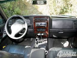 jeep grand cherokee red interior jeep cherokee review and photos