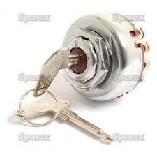 55115731 ignition switch c w keys for zetor tractors