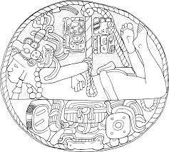 clipart mayan captive