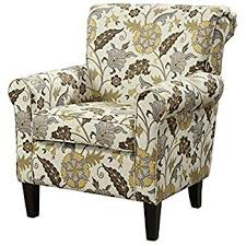 Brown Accent Chair Coaster Home Furnishings Transitional Accent Chair