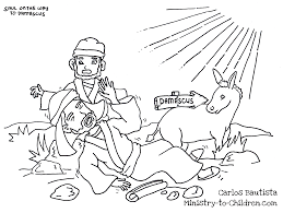 day 1 acts 9 coloring sheet extra activity for early finishers