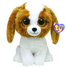 brown white ty dog usw pink beauty beanie boos