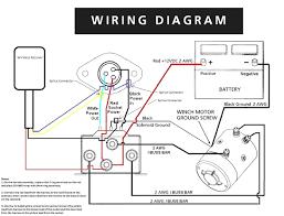 warn atv winch solenoid wiring diagram tearing for floralfrocks