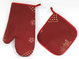 maniques cuisine gant manique de cuisine courchevel montagne pas cher