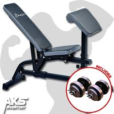 this incline and decline bench is perfect both as a bench for free