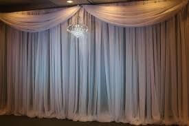 Event Drape Rental Sweet Seats Chiavari Chairs And Wedding Event Draping Pipe And