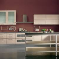 maratea kitchen design with doors in a verde yapen finish